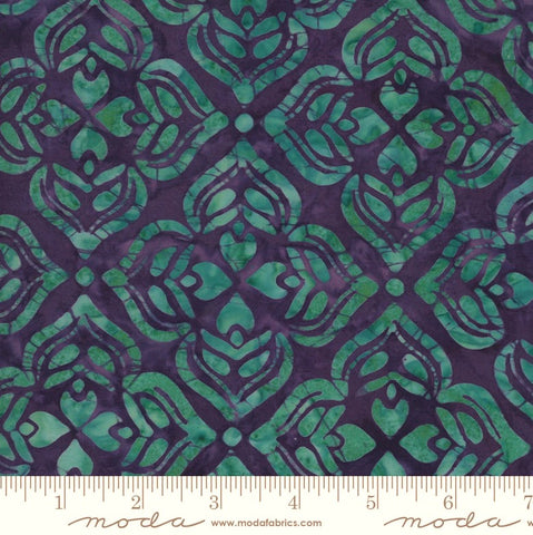 Moda Confection Batiks 27310 131 Currant Larkspur By The Yard