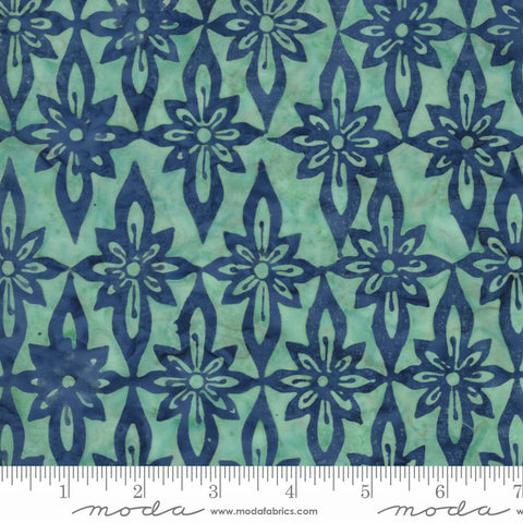 Moda Confection Batiks 27310 49 Mint Stella By The Yard