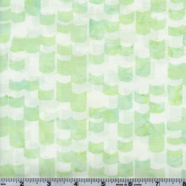 Hoffman Bali Batik 2806 522 Sea Grass Green Bamboo By The Yard
