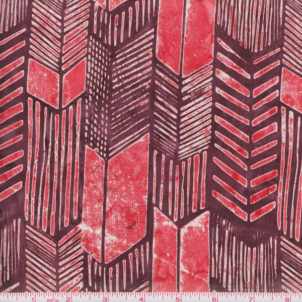 Hoffman Bali Batik 2823 328 Bergen Falling Arrows By The Yard