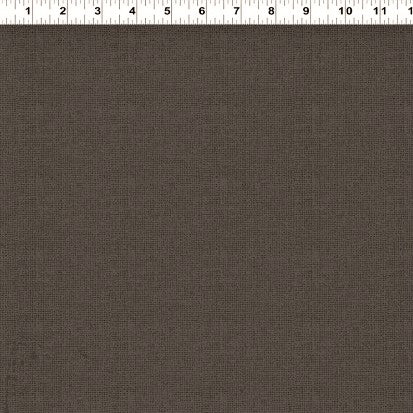 Clothworks Wigglebutts 2843 7 Dark Gray Doggy Weave By The Yard