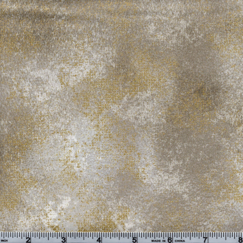 RJR Fabrics Metallic Shiny Objects 2891 5 Burnished Gray