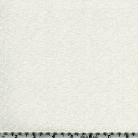 Moda Holliberry 29096 11 Tonal Snow X Print By The Yard