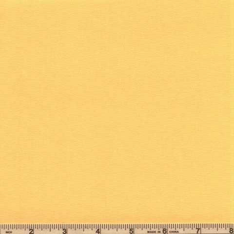 Benartex Superior Solids 3000B 03 Light Yellow By The Yard