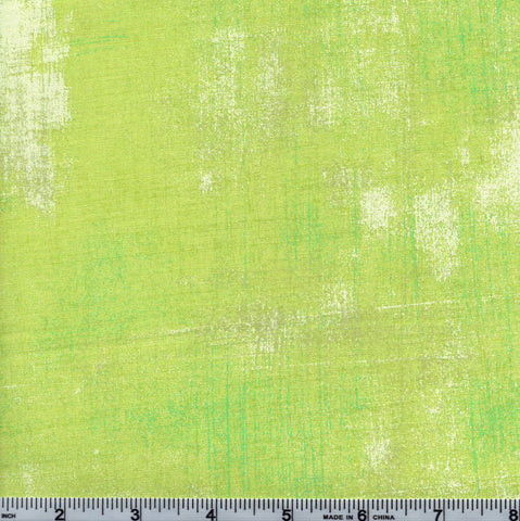 Moda Grunge 30150 303 Key Lime By The Yard*