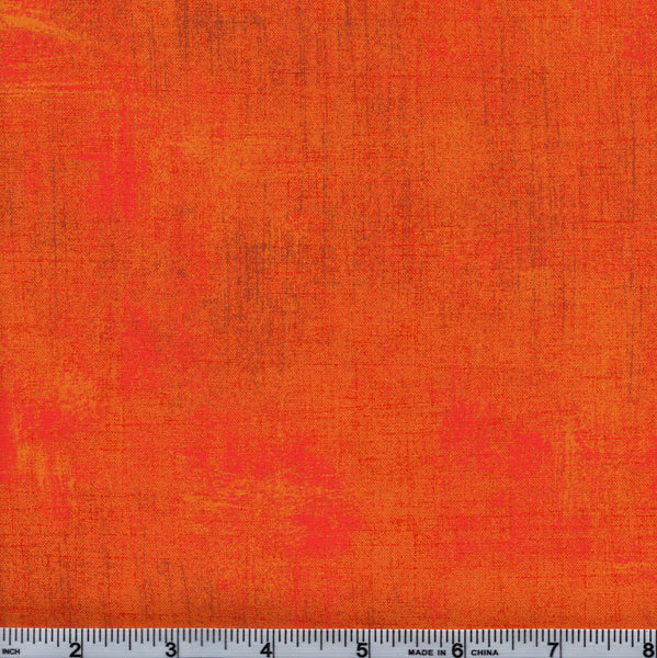 Moda Grunge 30150 322 New Russet Orange By The Yard **