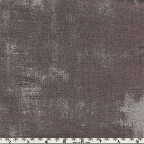 Moda Grunge 30150 277 Gris Fonce By The Yard