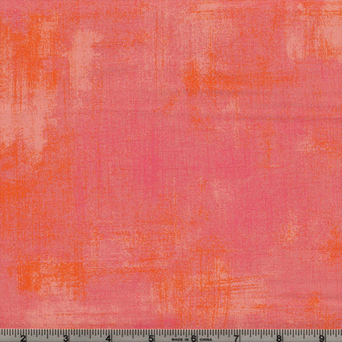 Moda Grunge 30150 326 Salmon Rose Pink By The Yard **