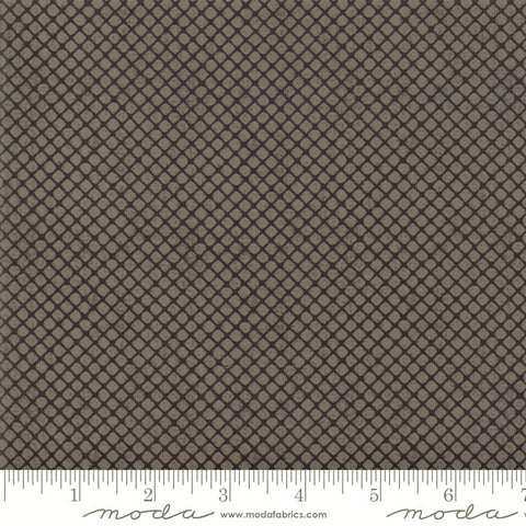 Moda Stiletto 30617 17 Grey Ebony Uptown Grid By The Yard