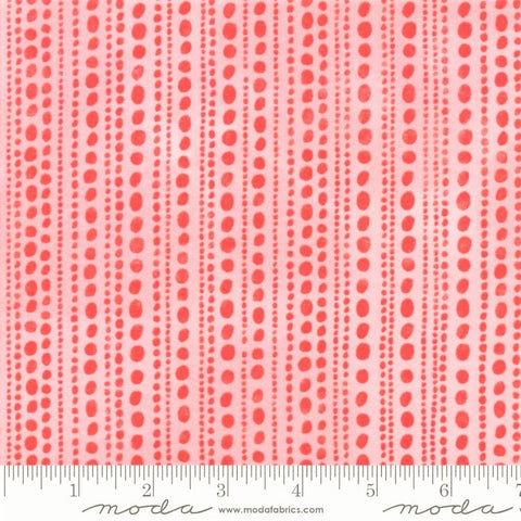 Moda Gypsy Soul 30626 21 Chintz Rose Dotted Stripes By The Yard
