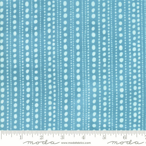 Moda Gypsy Soul 30626 22 Grotto Dotted Stripes By The Yard