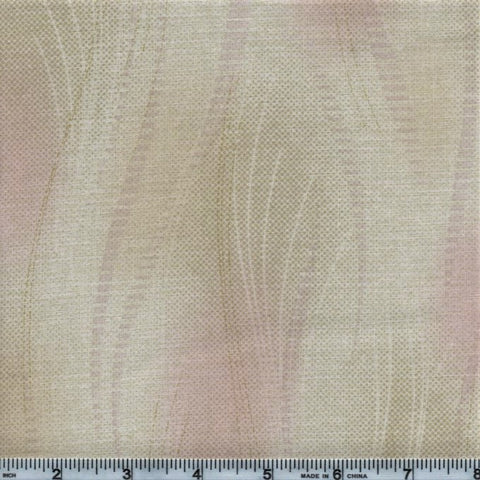 RJR Fabrics Jinny Beyer Amber Waves 3200 11 Pink/ Ivory Abstract Waves By The Yard