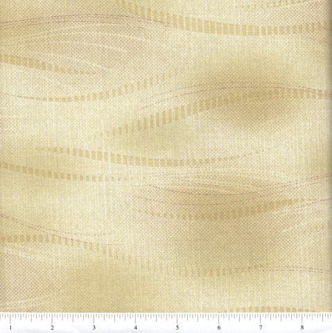 RJR Fabrics Jinny Beyer Amber Waves 3200 12 Pale Yellow Abstract Waves By The Yard