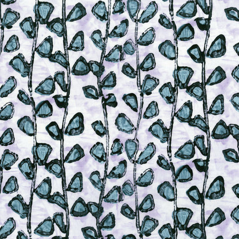 RJR Fabrics Florabunda! 3344 3 Tendrils Pearl By The Yard