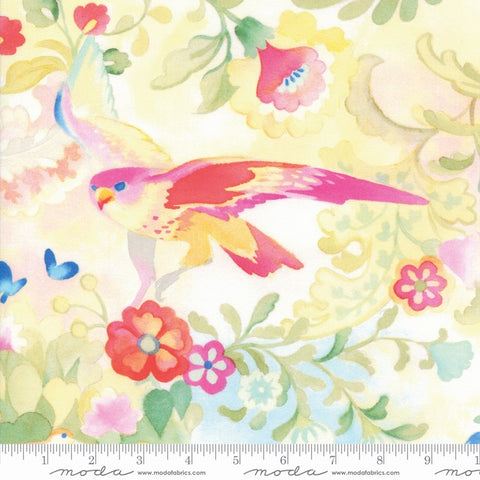 Moda Flights Of Fancy 33460 12 Cloud Fluttering Fantasy By The Yard