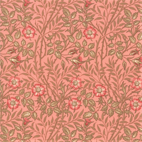 Moda Best Of Morris Spring 33494 12 Rose Sweet Briar By The Yard