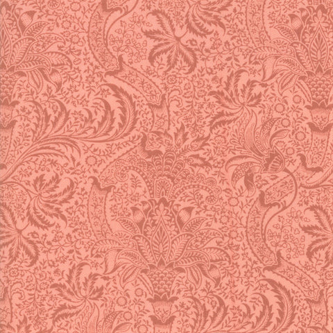 Moda Best Of Morris Spring 33498 12 Rose India By The Yard