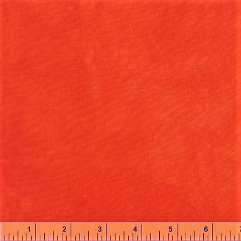 Windham Palette 37098 77 Dk. Tangelo Color Blender Solid By The Yard