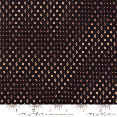 Moda Jo Morton Lancaster 38082 19 Black Xs By The Yard
