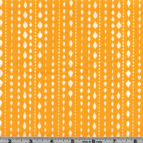 Windham Fabrics 38944 3 Jewels of Ajith Yellow By The Yard