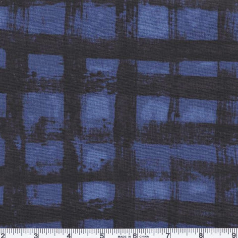 Windham The Blue One 43192A 16 Blueberry Plaid By The Yard