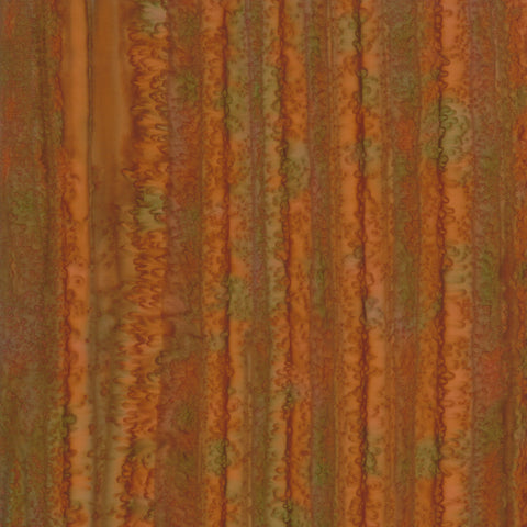 Moda Aloha Batiks 4356 28 Rust Striations By The Yard