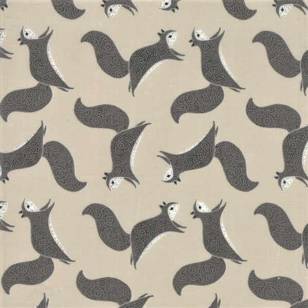 Moda Bramble 48283 14 Stone Squirrels By The Yard