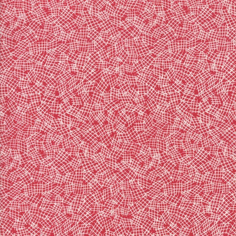 Moda Bramble 48288 15 Red Hatches By The Yard