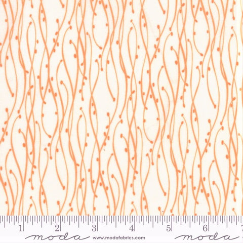 Moda Robin Pickens Abby Rose 48676 21 Citrus Pollen Breeze By The Yard