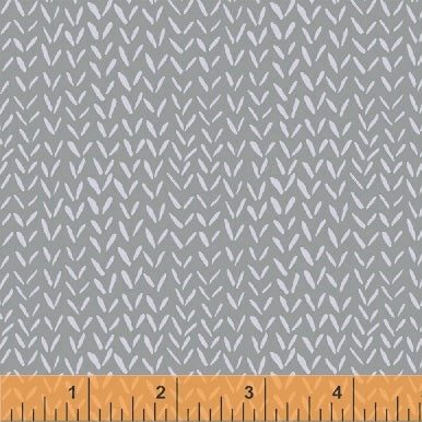 Windham Fabrics Bah Bah Baby 50833 2 Silver Field of Dreams By The Yard