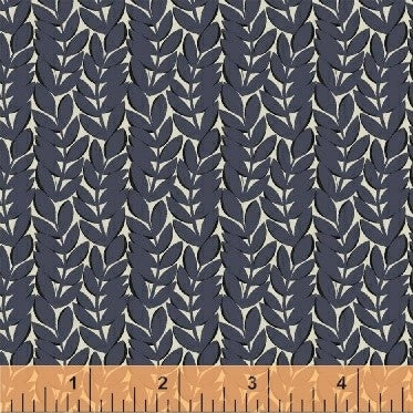 Windham Fantasy 51292 1 Navy Kelp By The Yard
