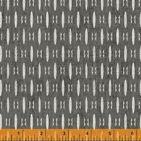 Windham Colette 52055 2 Charcoal Textured Look By The Yard