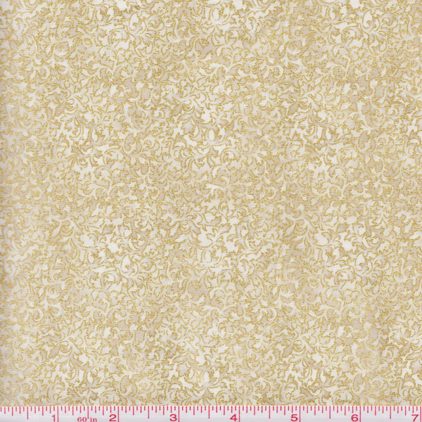 Kaufman Fusions 11 Metallic 6644 155 Stone by the yard
