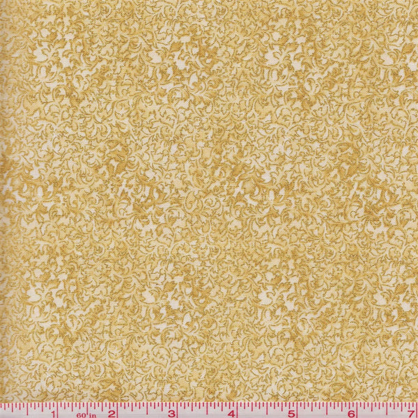Kaufman Fusions 11 Metallic 6644 84 Cream by the yard