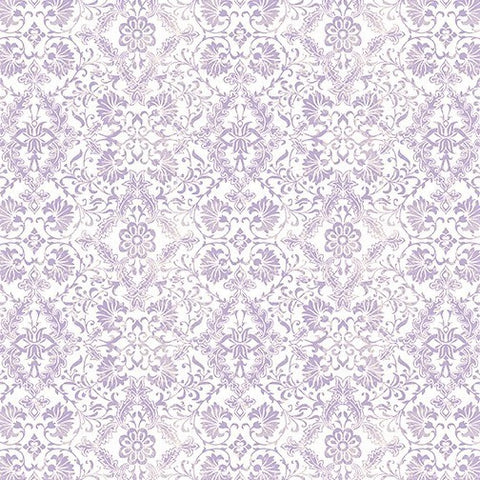 Benartex Lavender Fields 06836 62 Lilac Veronica Damask By The Yard