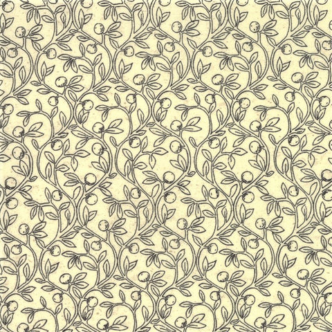 Moda Home 7012 13 Cream Fruitful Vine By The Yard