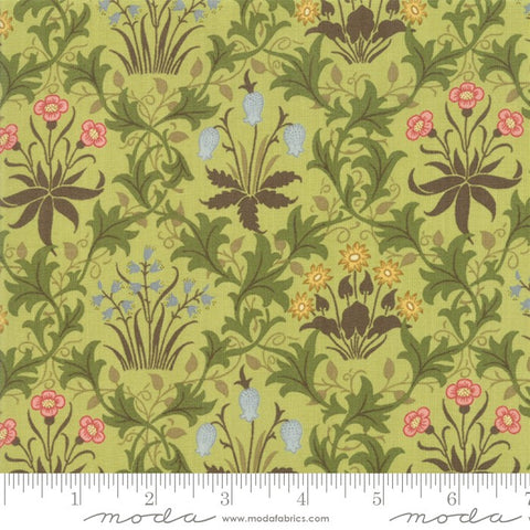 Moda May Morris Studio 7341 14 Sage Celadine By The Yard