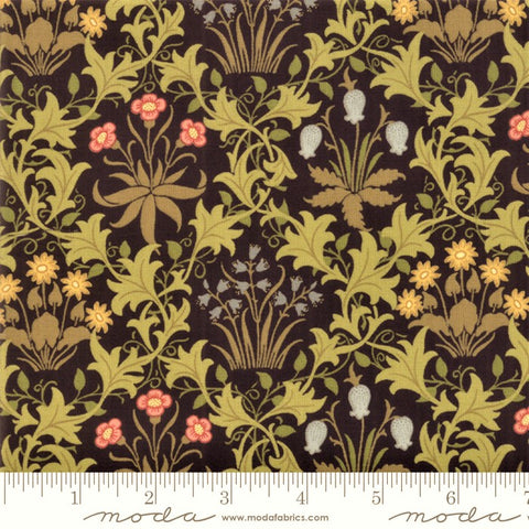 Moda May Morris Studio 7341 17 Ebony Celadine By The Yard