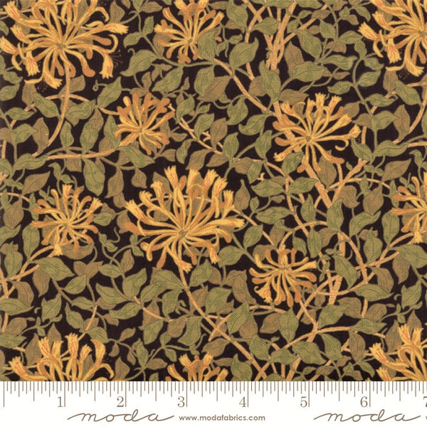 Moda May Morris Studio 7347 18 Ebony Honeysuckle By The Yard