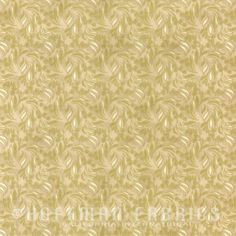 Hoffman Metallics 7455 33 Wildflower Fun Golden Cream By The Yard