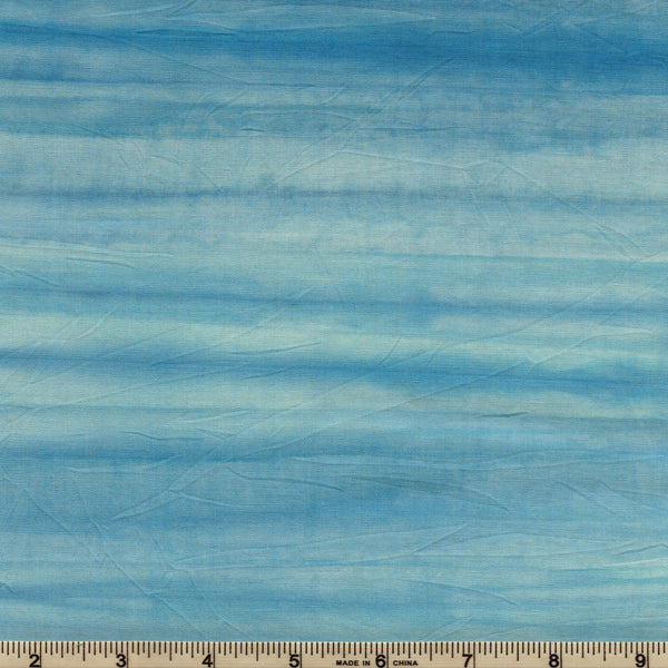 Anthology Ombre Batik 800Q 4 Waterfall Blue Watercolor By The Yard