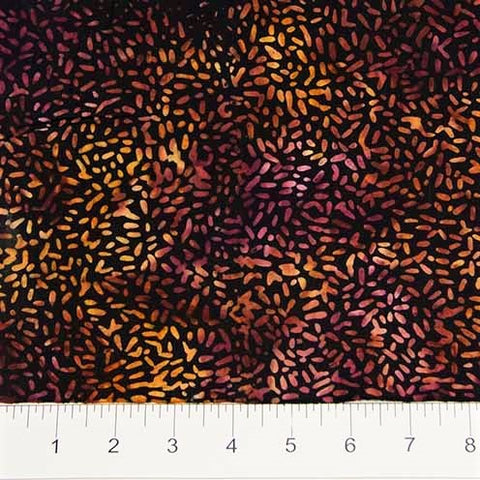 Banyan Batiks Ketan Batik Mixer 81000 1002 Night Plum Ketan By The Yard