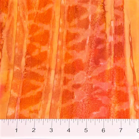 Banyan Batiks Brush Strokes 81230 59 Sunrise Watercolor Stripes By The Yard