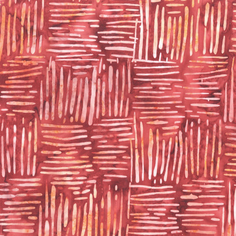 Anthology Batik Weave 822Q 7 Cinnamon Weave By The Yard