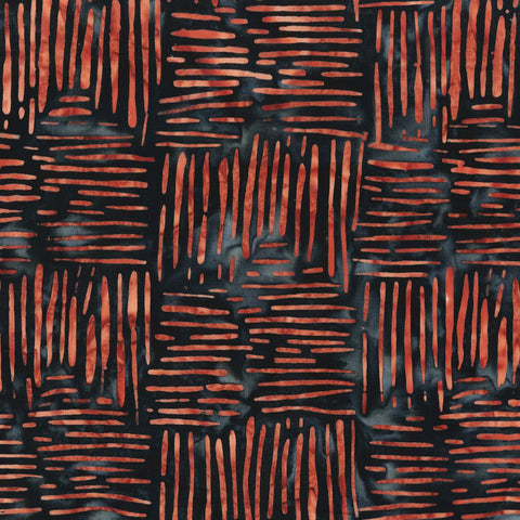 Anthology Batik Weave 822Q 8 Spice Weave By The Yard