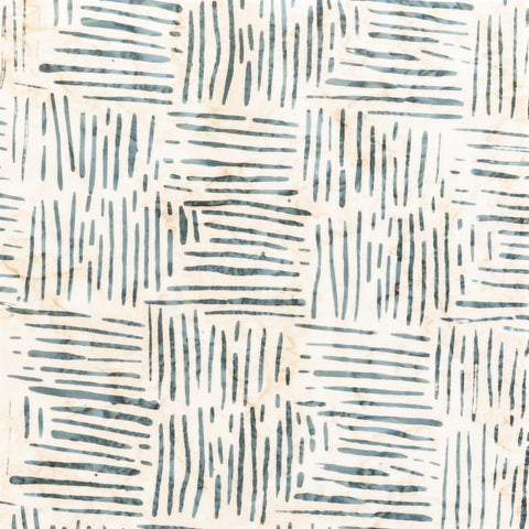 Anthology Batik Weave 822Q 9 Bone Weave By The Yard