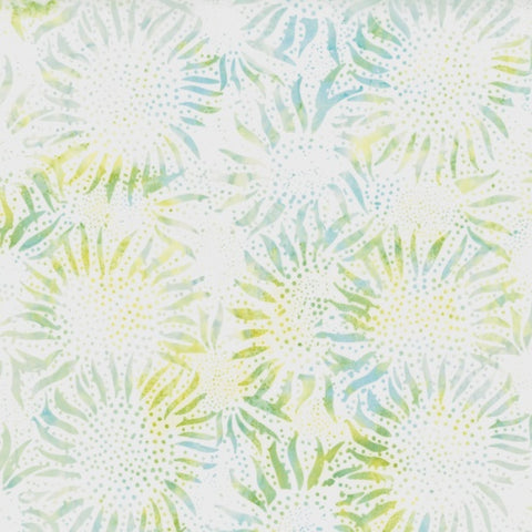 Hoffman Bali Batiks 884 580 Cypress Abstract Sunflowers By The Yard