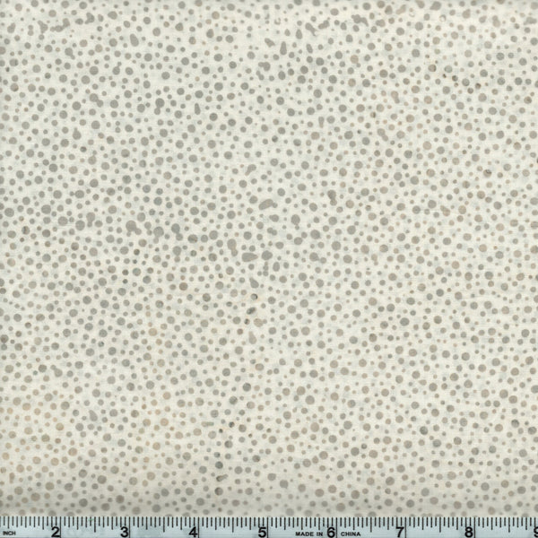 Hoffman Bali Batik 885 546 Earl Grey Paint Drips By The Yard