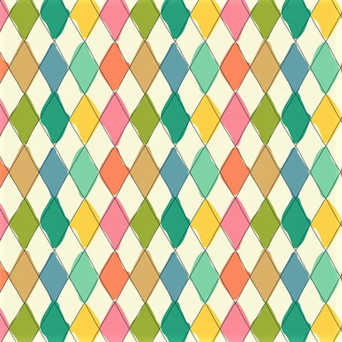 Art Gallery Fabrics Playroom 89803 Funloving By The Yard