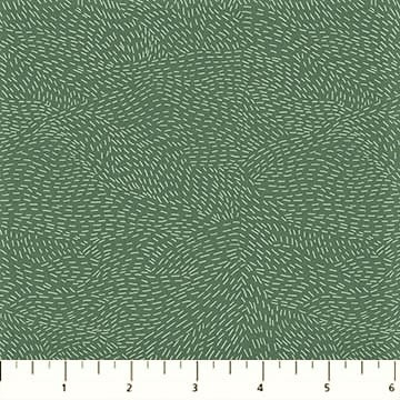 FIGO Fabrics Desert Wilderness 90104 71 Green Desert Sands By The Yard
